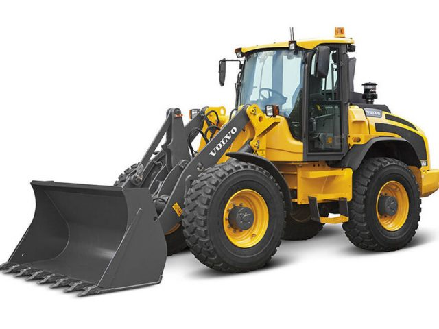 VOLVO L45H COMPACT WHEEL LOADER
