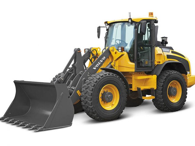 VOLVO L50H COMPACT WHEEL LOADER